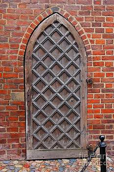 Sophie Vigneault - Cathedral Door in Gdansk