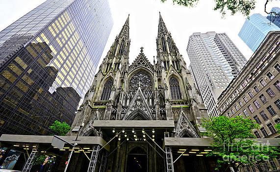 Pravine Chester - Cathedral in New York