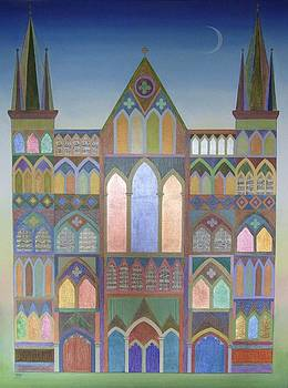 Cathedral by Jennifer Baird