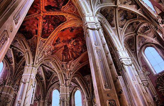 Cathedral by Slava Shamanoff