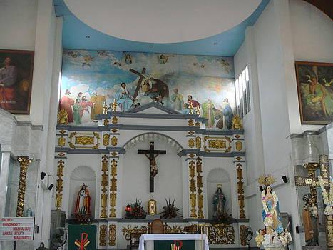 Catholic Church by Cherryl Fernandez