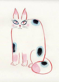Cats3 by Lyne Jarrett