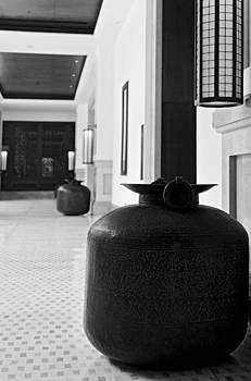 Kantilal Patel - Cauldron lined corridor