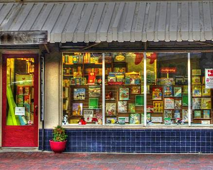 Cavalier Book Store by Jenny Bauer