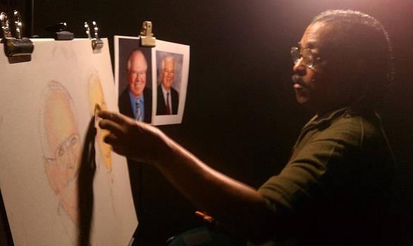 CBS Sketches by Leonard R Wilkinson