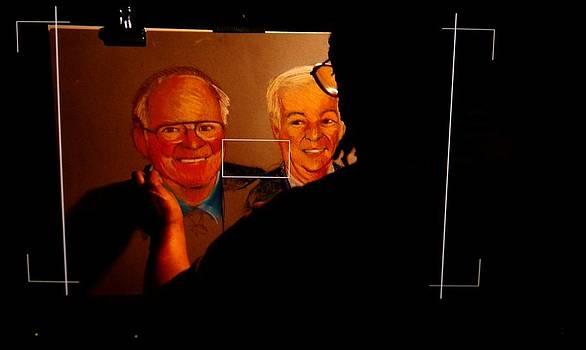 CBS Sketches2 by Leonard R Wilkinson