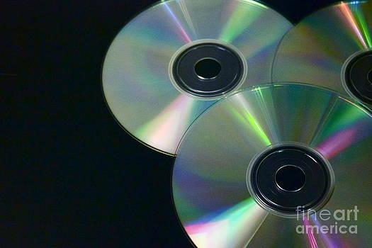 CD Background by Dan Norris