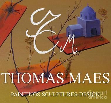Thomas Maes - Cd Catalogue