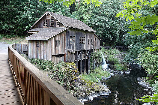Cedar Creek Grist Mill by Wildcat Photography