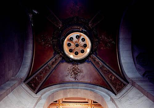 Ceiling Design by Heidi Reyher