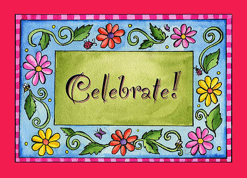 Celebrate by Pamela  Corwin