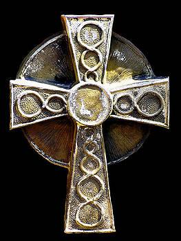 LeeAnn McLaneGoetz McLaneGoetzStudioLLCcom - Celtic Cross Edge Glow