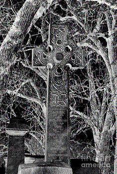 Celtic Cross by Stephany Knight
