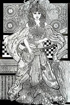 Celtic Woman by Ben Gormley