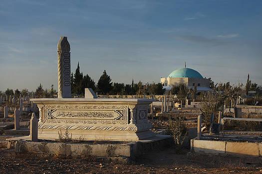 Cemetery by Adeeb Atwan