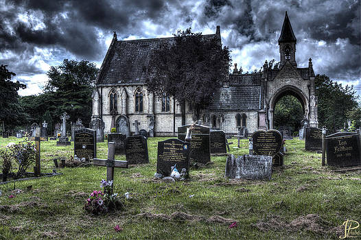 Cemetery by JP Aube