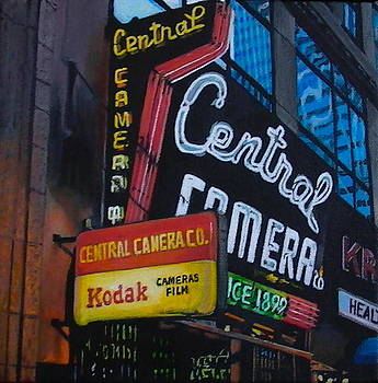 Central Camera by Kevin Burris