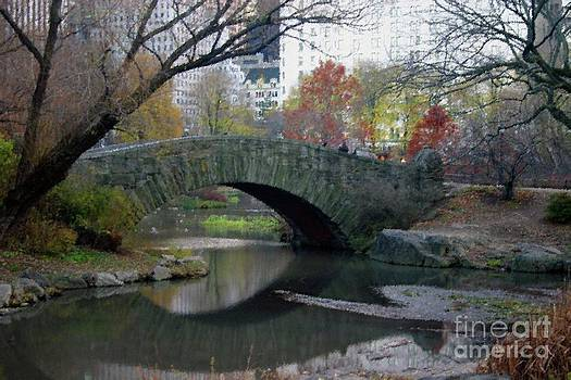 Central Park Color by Dennis Curry