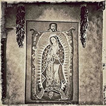 Cerrillos Guadalupe by Felice Willat