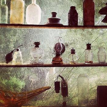 Cerrillos Perfume Bottles #cerrillos by Felice Willat
