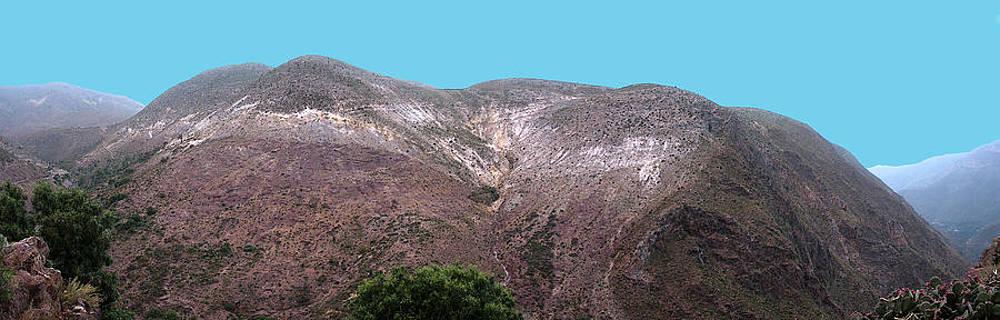 Cerro de las borregas by Jesus Nicolas Castanon