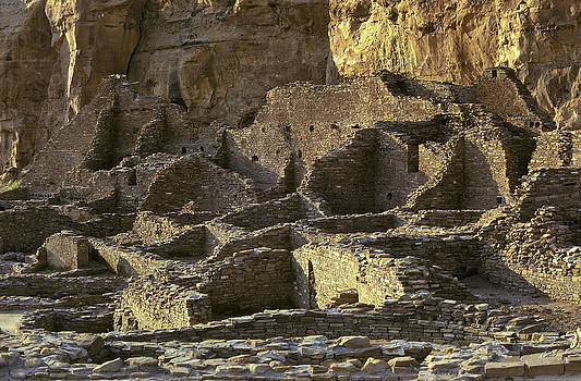 Chaco Canyon National Historical Park - New Mexico by Phil Degginger