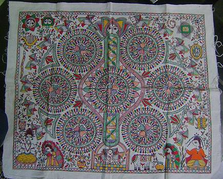 Chakra Of Universe by Babita Singh