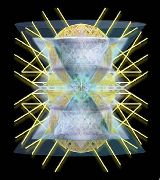 Chalices from Pi Sphere GoldenRay II by Christopher Pringer
