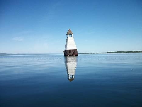 Champlain Beacon by Jeff Moose