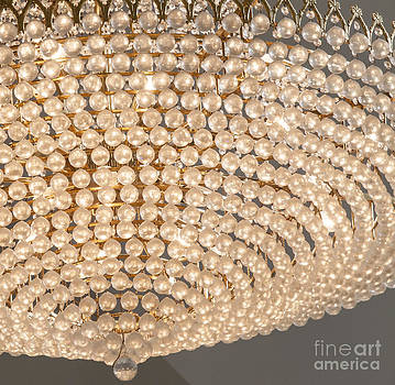 Chandelier by Chavalit Kamolthamanon