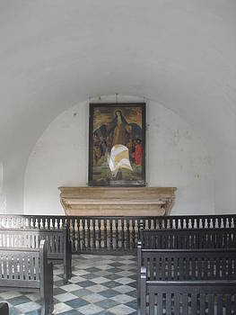 Chapel Altar by Melissa Torres