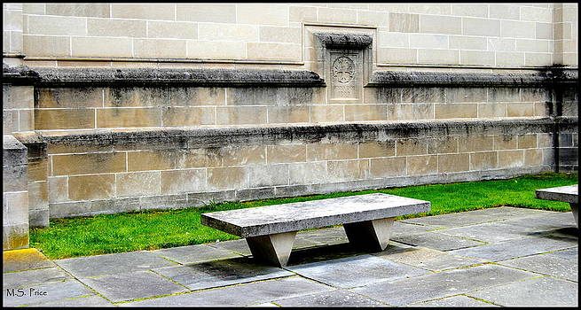 Marysue Ryan - Chapel Bench