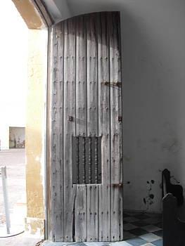 Chapel Door by Melissa Torres