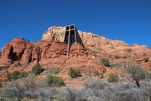 Chapel of the Holy Cross by Jane Wals