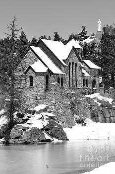 Chapel on the Rocks No. 2 by Dorrene BrownButterfield