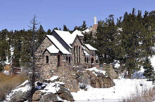 Chapel on the Rocks No. 3 by Dorrene BrownButterfield