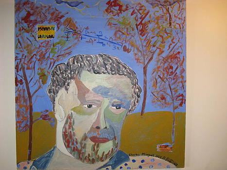 Charles Mingus by Armando Alleyne