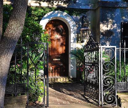 Charleston Door by Lori Kesten