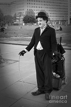 Charlie Chaplin by Donald Davis