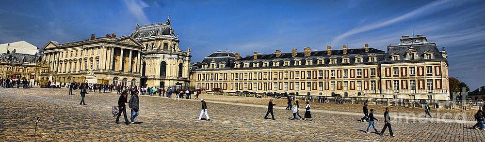 Chuck Kuhn - Chateau De Versailles