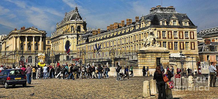 Chuck Kuhn - Chateau De Versailles II