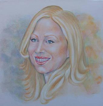 Chelsea Clinton by Nasko Dimov