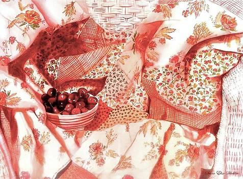 Cherries Jubilee by Susan Elise Shiebler