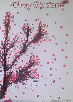 Cherry Blossm by Pink A