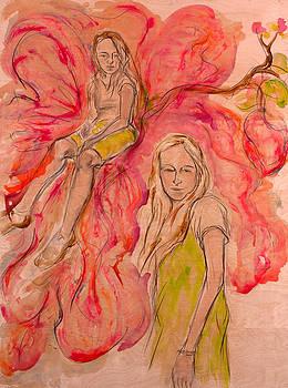 Cherry Blossom by Christine Ilewski