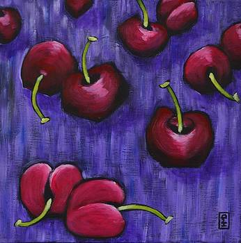 Cherry by Holly Donohoe