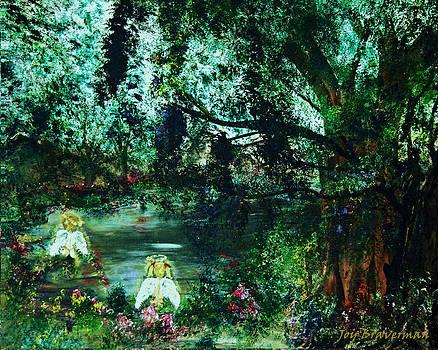 Cherub Lake by Joy Braverman