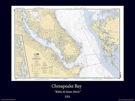 Chesapeake Bay by Adelaide Images