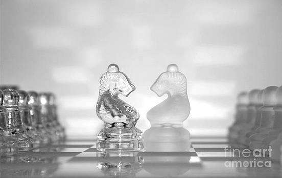 Chess by Anne Seltmann
