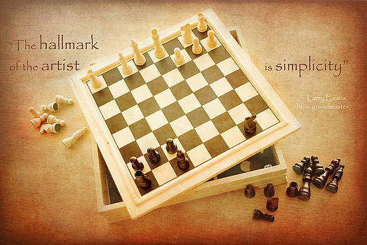 Chessboard - Simplicity by Steppeland -